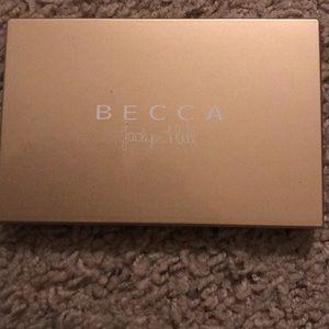 Becca Jaclyn hill palette